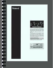 Roland JP-8000 Owner's Manual
