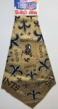 Bandana NFL New Orleans Saints 21 X 21
