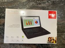 "RCA Viking Pro 10"" 2-in-1 Tablet 32GB Quad Core Laptop Computer Fast Shipping"