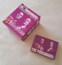Unstoppable Cards The Persuaders Trading Card Base Set