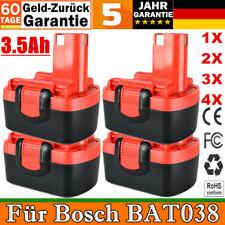 14.4V 3500mAh Ni-MH Akku für Bosch BAT038 BAT040 BAT140 2607335533 PSR 14.4 VE-2