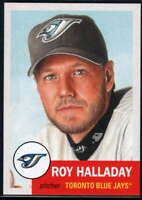 Roy Halladay 2019 Topps Living Set #267 Blue Jays