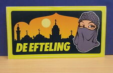 Sticker - Decal De Efteling Kaatsheuvel with org.back 80/90's (1378)