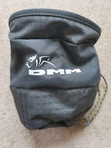 DMM Chalk Bag, With Chalk, Rock Climbing, Ex Cond