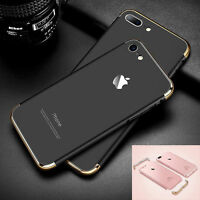 Luxury thin Electroplate Hard Back Case Cover For iPhone 6 6S Plus & 7 7Plus