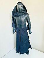 Star Wars Kylo Ren Figure 'THE FORCE AWAKENS' 18 INCHES Jakks Pacific 2015 Toy