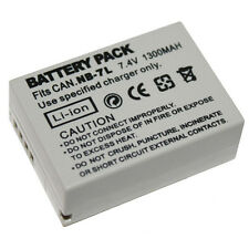 1400mah 7.4V NB-7L NB7L Camera Battery For Canon PowerShot G10 G11 G12 SX30IS