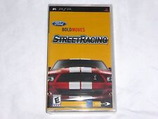 NEW Ford Bold Moves Street Racing Sony PSP Game SEALED streetracing US NTSC