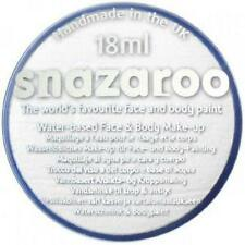 ** SNAZAROO FACE & BODY PAINT FANCY DRESS VARIOUS COLOURS NEW** HALLOWEEN FETES