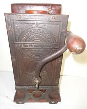 Antique Arcade Co. Telephone Mill Coffee  Grinder  For Coffee & Spice Complete