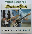 "STATUS QUO - Rollin' Home - Excellent Condition 7"" Single Vertigo QUO 18"