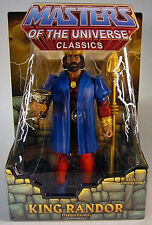 "MASTERS OF THE UNIVERSE Classics_KING RANDOR 6 "" figure_Filmation-Look_Exclusive"