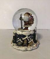 """Christmas Musical Snow Globe """" Jingle Bells"""""""