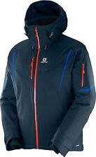 SALOMON ENDURO MENS JACKET>BRAND NEW>£249+>MEDIUM>M>ADVANCEDSKIN 10k>COAT>SKI>