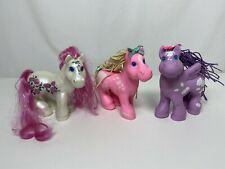 Vintage Cabbage Patch Pony Magic Meadow Beauty Poinies Horse Princess Lot 1992