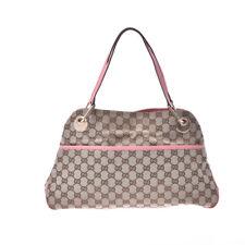 GUCCI GG canvas beige Hand Bag 805000932710000