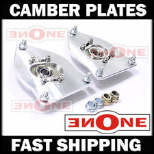 MK1 Camber Plates Mini Cooper Pillow Adjustable Strut Mounts For Coilover Kits
