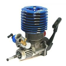 RC 1:8th Buggy Monster Truck Engine M28-P3 4.57CC Pull Starter SH 28 Blue