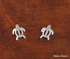Honu  Earing  Hawaiian  Jewelry 925 Sterling Silver SE24201