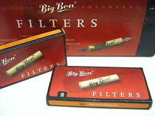 60pcs Big-Ben 9MM Tobacco Pipe Activated carbon Absorbent Filters