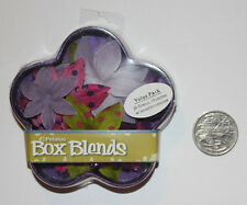 PETALOO Box Blends, Dahlia Box Blend SM, Purp/Chart/Lav/Fusch, 20 Flowers +Box