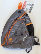 Coleman Travel Messenger Bag Gray - NEW