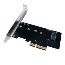 PCI-E 3.0 x4 Lane Host  Converter Card M Key SSD M.2 NGFF  to Nvme PCI Express