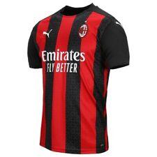 New AC MILAN Home jersey 2020/21shirt Football Adult S-XXL T-shirt 2021