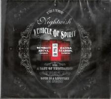 2 CD -NIGHTWISH- Vehicle Of Spirit 2CD Wembley Arena Ratina Stadion Live new