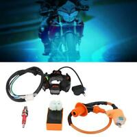 Racing CDI Ignition Coil Magneto Stator Rectifier For GY6 125  150cc ATV Scooter