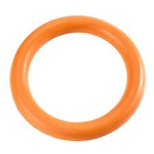 Gioco per cani SOLID RUBBER cerchio Medium arancione Hunter 92569