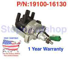 New Ignition Distributor w/ Cap & Rotor fits Toyota Corolla FX16 GTS MR2 GT 1.6L