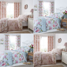 Catherine Lansfield Floral Bedspreads