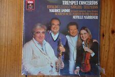 Maurice André, Bernard Soustot, Iona Brown - Trumpet Concertos ANGEL DS 37984