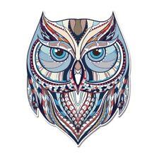 Cartoon Owl Iron On Patch T-shirt Dress Heat Transfer Sticker DIY Applique Decor