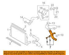 VW VOLKSWAGEN OEM 14-17 Beetle 1.8L-L4 Intercooler-Pressure Pipe 5C0145770A