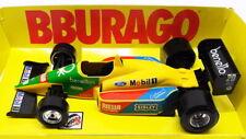 Burago 1/24 Scale Diecast Model Car 6102 - F1 Benetton Ford #20