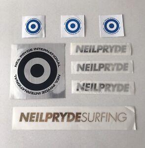 Neil Pryde Windsurf / Surf Stickers
