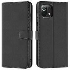 Book Case für Xiaomi Mi 11 Lite 4G/5G Hülle Flip Cover Handy Tasche Schutz Hülle