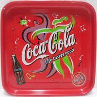 Coca-Cola - SOTTOBICCHIERE LIFE TASTES GOOD - CLEMENTE RIGAMONTI