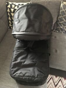 Baby Jogger City Mini, GT, Summit Compact Carrycot & Adapters For Double