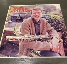 The Great Gerry Mulligan - vinyl- cst 363