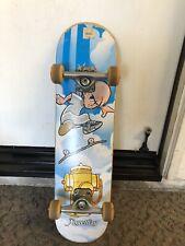 "Vintage 2003 Angelboy Powell Peralta Complete 29"" Skateboard Angel Boy"