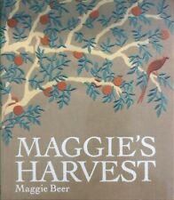 Mini Maggie Beer Maggie's Harvest Cookbook NEW