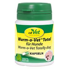 cdVet® Wurm-o-Vet Total Hund (bis 15kg) 1.56g bei & nach Wurmkur/Entwurmung