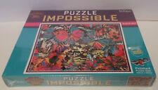 AUTHENTIC mondo più impegnative Puzzle impossibile-FARFALLA MASH 500 Puzzle PC NUOVO