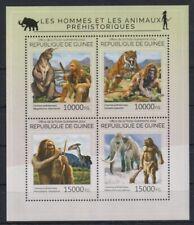 E405. Guinea - MNH - 2014 - Nature - Animals - Prehistorics