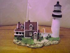 Harbour Lights Highland Cape Cod Massachusetst Lighthouse 1995 #161 2549/9500