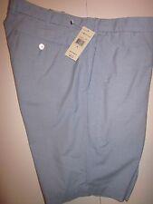 POLO Ralph Lauren Classics - Men's Shorts $89 (NWT) Blue White Check (Sz 38)