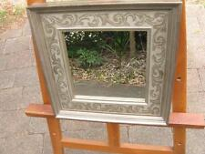 Antique Style Wall-Mounted Square Decorative Mirrors